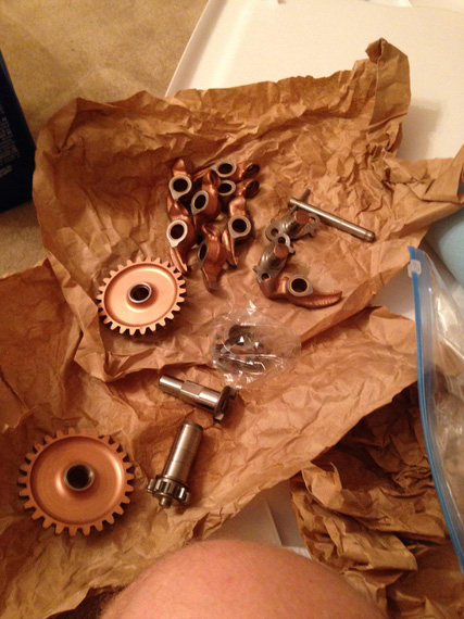 Gears and bits