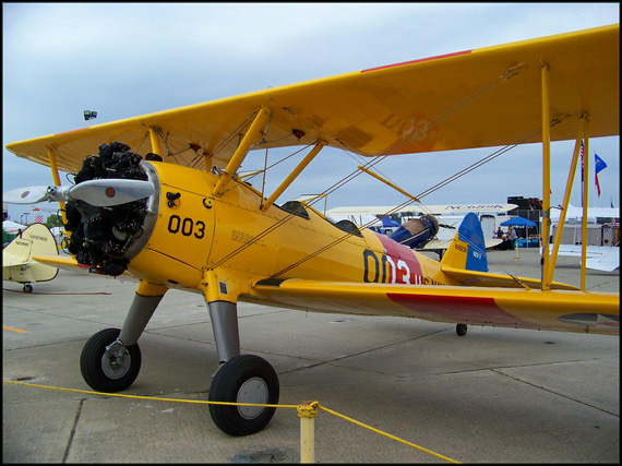 That Stearman