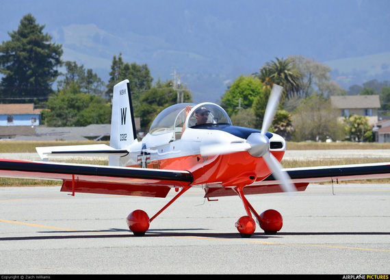 One of RV-8s based in Watsonville